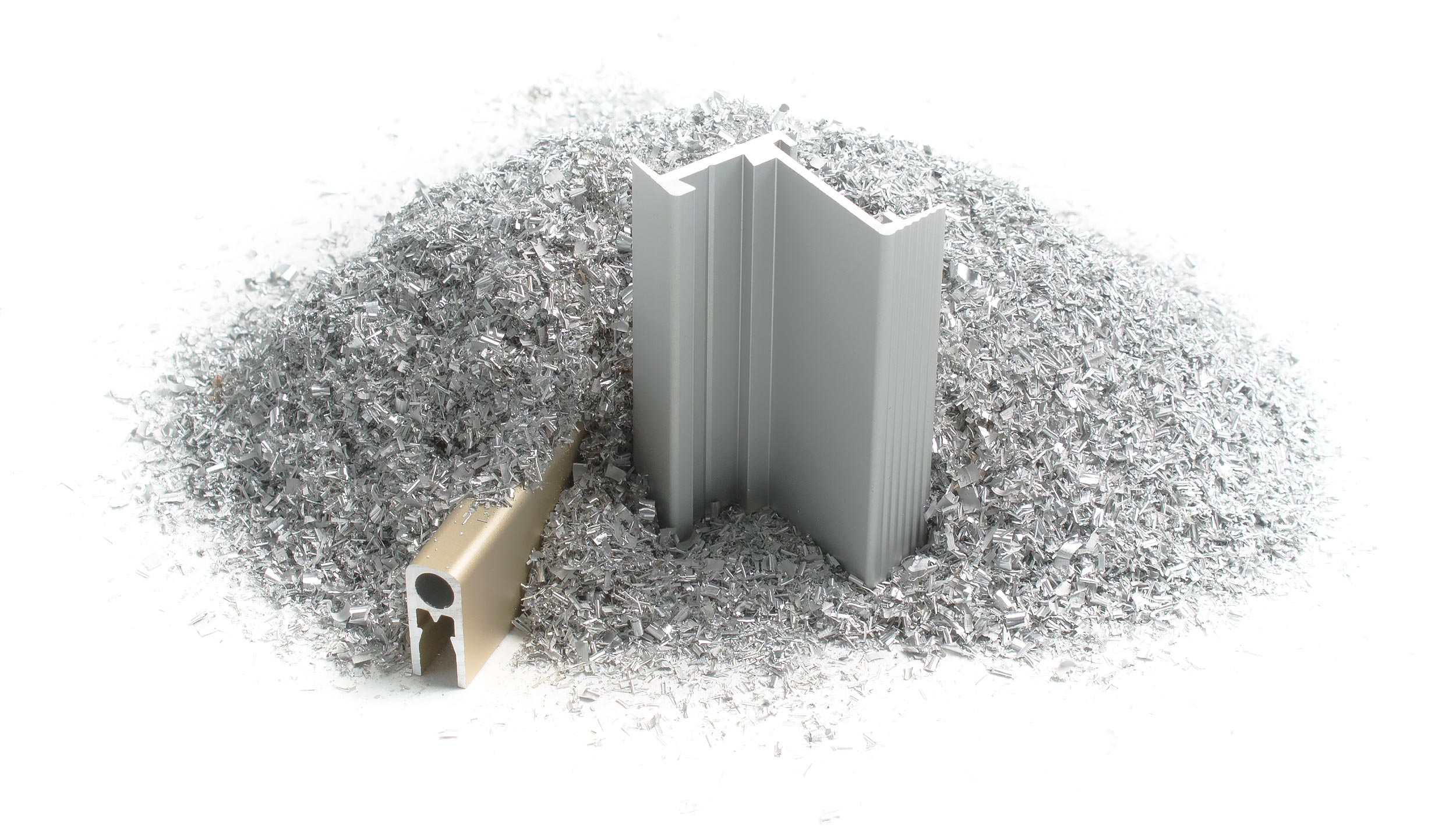 Алюминиевый профиль конвекторов Dafa