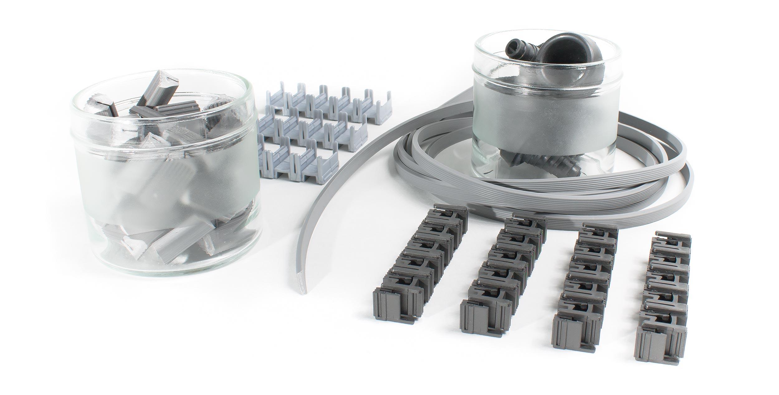 Пластиковые детали конвекторов Dafa